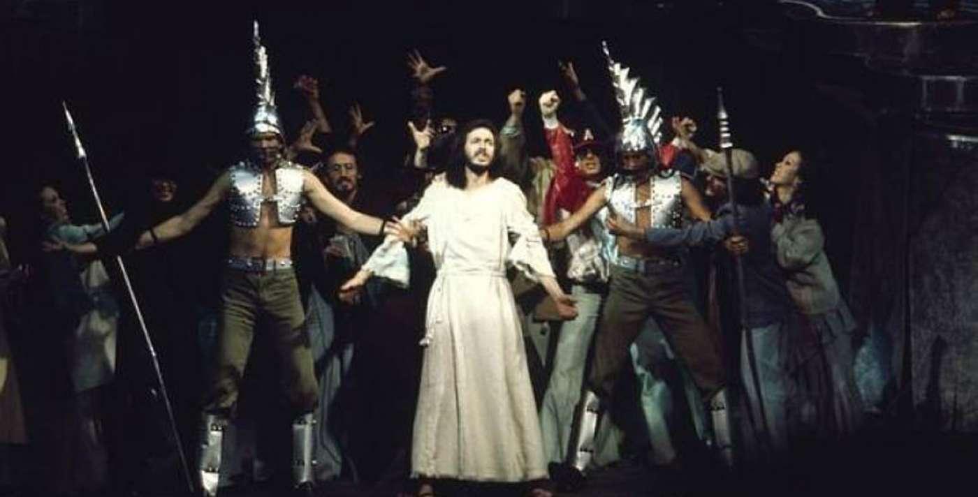 Camilo Sesto interpretó el papel de Jesús en el musical Jesucristo Superstar. (Foto: Cadena SER)