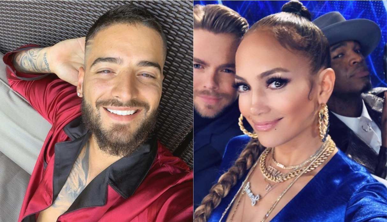 Maluma debutaría en Hollywood con película al lado de Jennifer Lopez | FOTOS