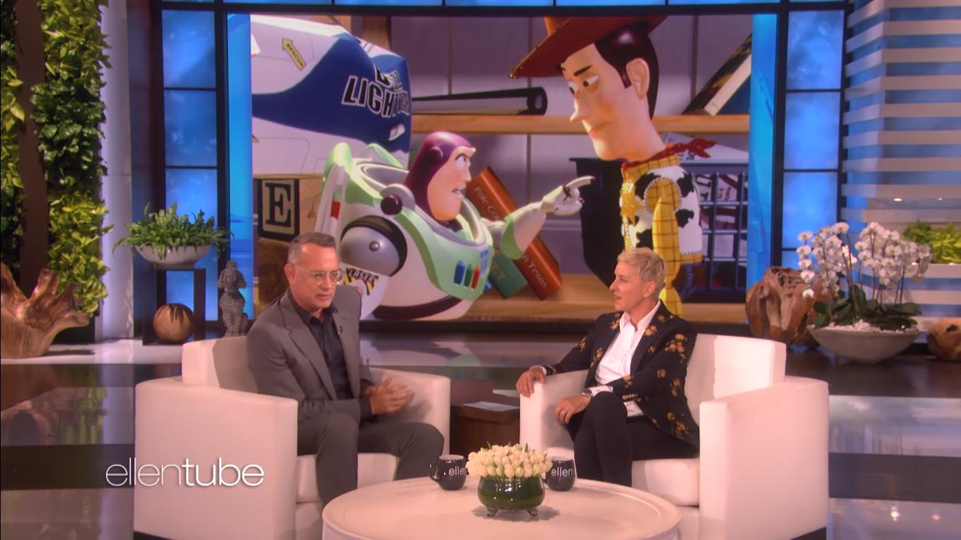 """Toy Story 4"": Tom Hanks revela que Tim Allen le advirtió sobre el emotivo final de la película   VIDEO"