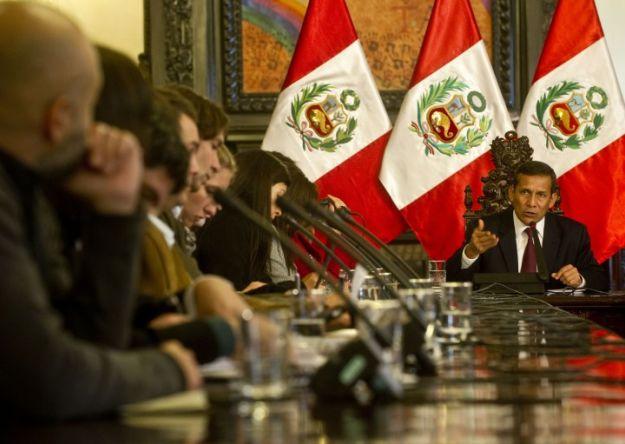 """Ollanta Humala: """"Unasur tiene un dinamismo mayor que la misma OEA"""""""