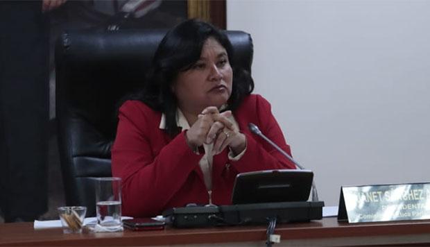 Sánchez: Accionar del Gobierno y la bancada se alejan de intereses de la población