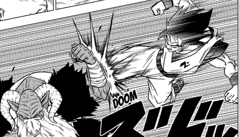 Goku y Vegeta utilizan trajes de la Patrulla Galáctica en la nueva entrega de 'Dragon Ball Super'