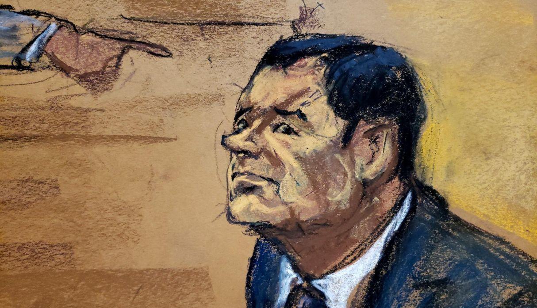 Joaquín 'El Chapo' Guzmán es condenado a cadena perpetua | FOTOS