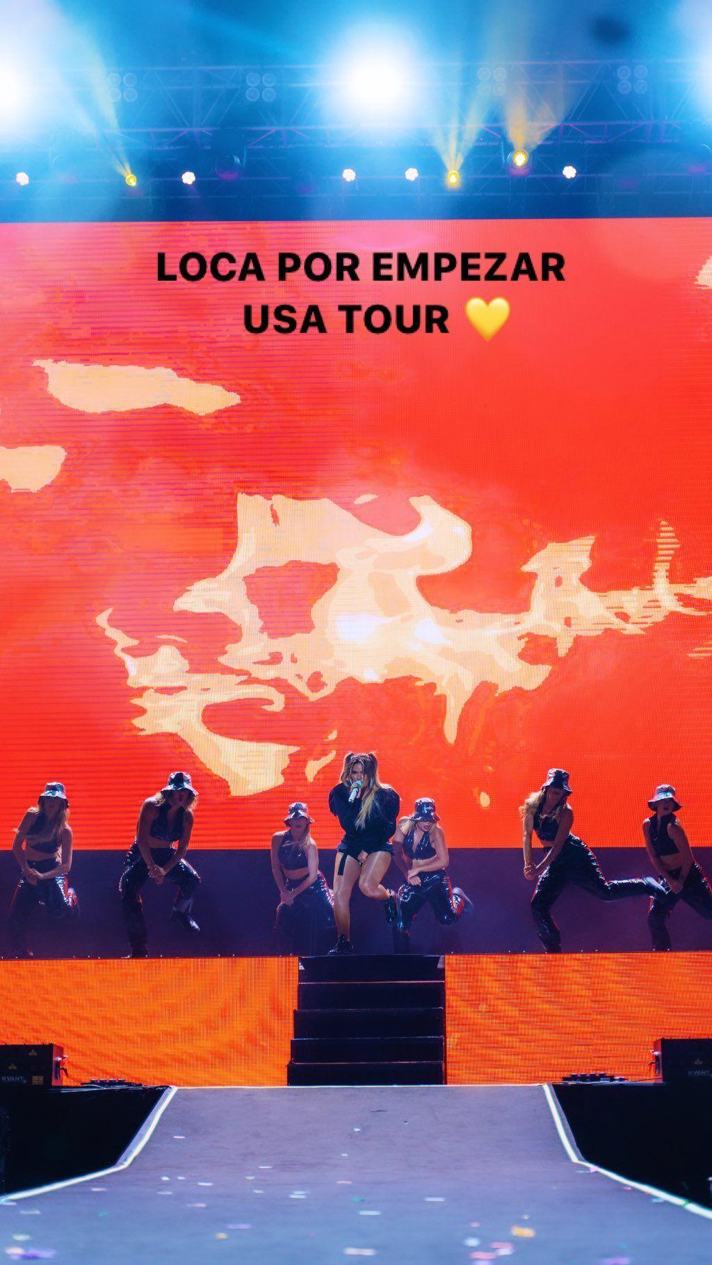 Karol G anuncian sus giras en Estados Unidos. (Foto: @karolg)