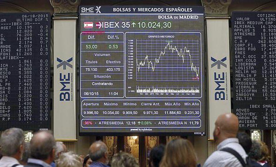 Bolsas europeas caen cerca del 3% por temores sobre el Brexit y la economía mundial
