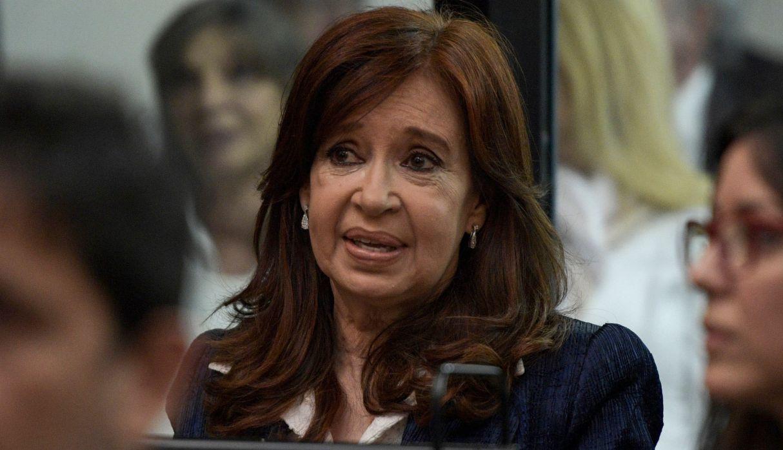 Cristina Kirchner es candidata a vicepresidenta en la principal fórmula opositora. (Foto: AFP)