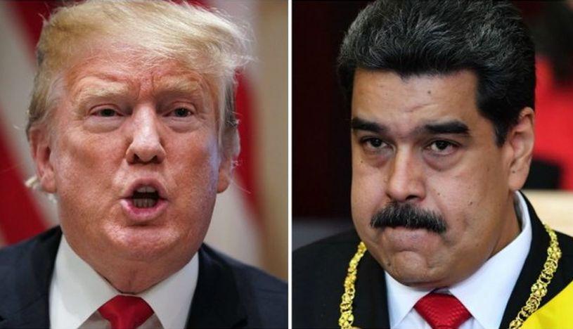 """EE.UU. acusa a Rusia, China y Cuba de apoyar """"ex régimen"""" de Maduro"""