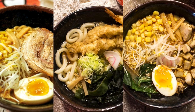 El paso a paso de tres exquisitas sopas japonesas