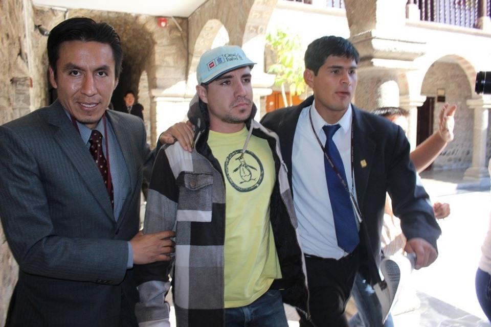 Arlette Contreras: Poder Judicial dictó 11 años de prisión contra Adriano Pozo por tentativa de feminicidio