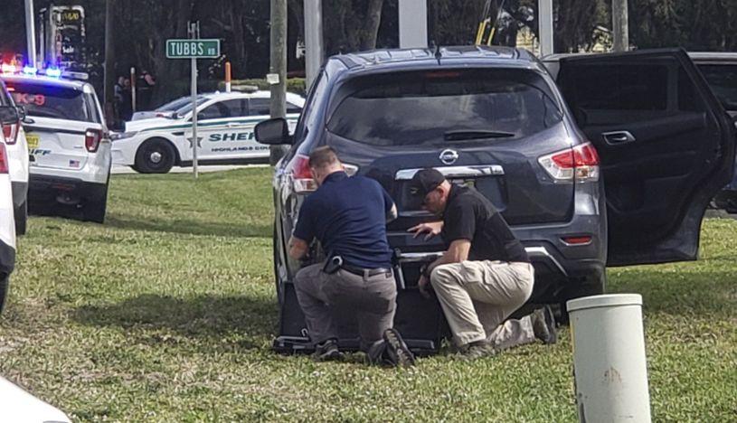 Mueren cinco personas en un tiroteo en un banco en Florida
