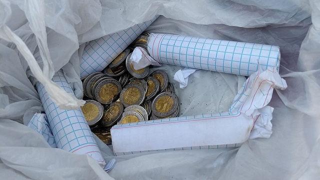 Ucayali: policía incauta más de S/45 mil en billetes y monedas falsos   FOTOS