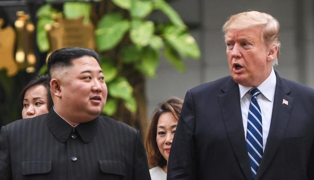Trump ofrece a Kim Jong Un una reunión este fin de semana en la frontera intercoreana