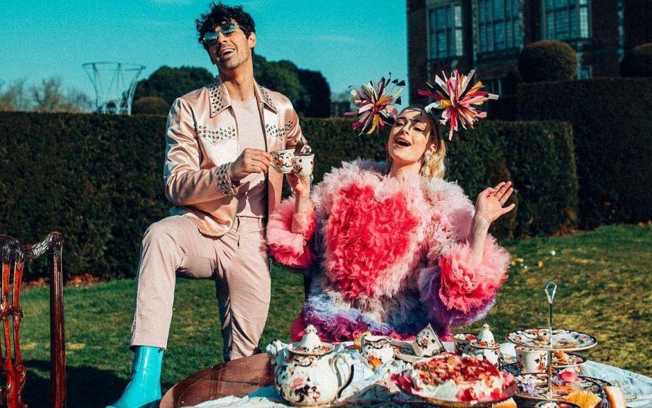 Sophie Turner planea una boda 'completamente íntima' con Joe Jonas  | FOTOS