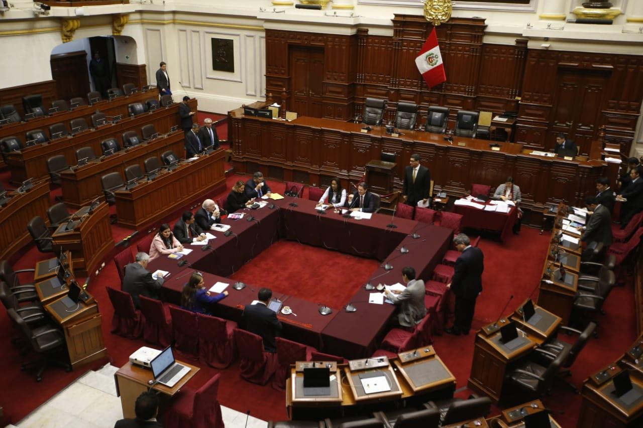 Comisión Permanente: Daniel Salaverry convoca a sesión para el miércoles