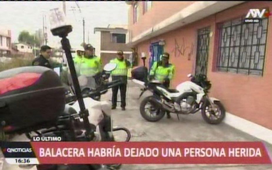 Cercado de Lima: reportan balacera en cruce de avenidas Dueñas y Colonial