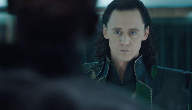 Filtran la primera fotografía de Loki en su serie para la plataforma Disney +   FOTOS