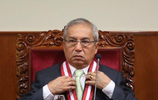 Comisión Permanente rechaza investigar a Pedro Chávarry por encubrimiento personal y real