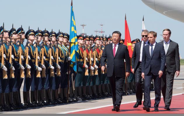 China y Rusia establecen un paradigma para relaciones entre grandes países