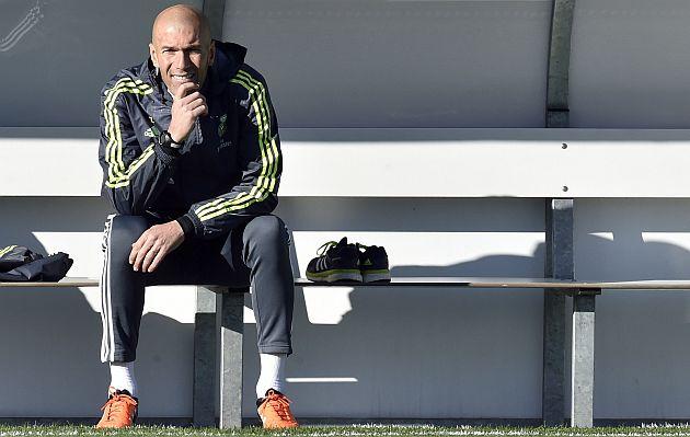 ¿Está capacitado Zidane para entrenar al Real Madrid?