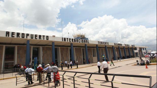 Noticias Sobre Aeropuerto Alejandro Velasco Astete El Comercio Peru