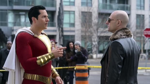 'Shazam!': Probablemente la mejor película del universo cinematográfico de DC Comics. (Warner Bros)