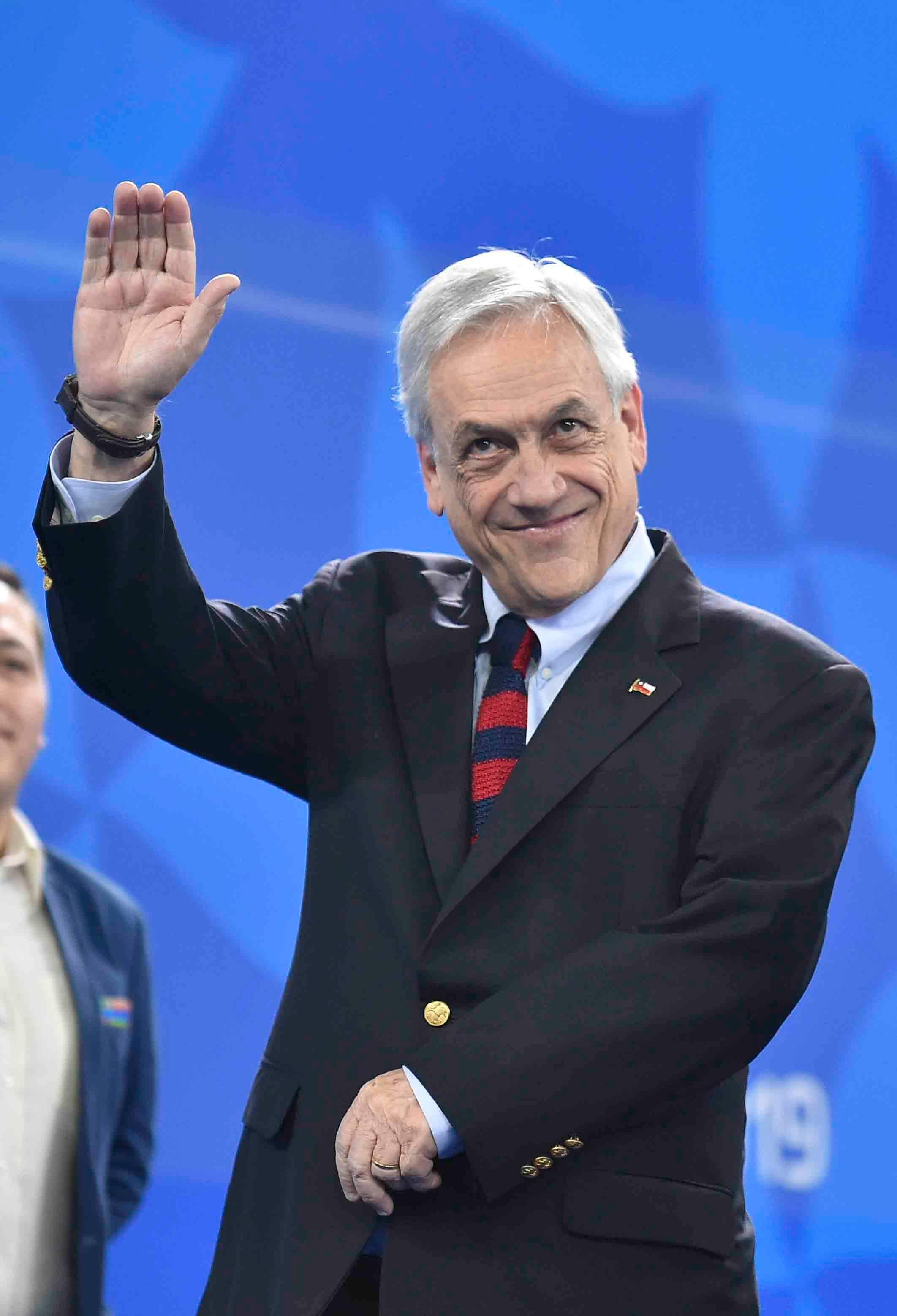 Sebastián Piñera - Foto: AFP