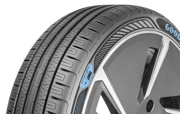 Goodyear presenta Electric Drive, para mejorar el rendimiento de neumáticos en vehículos eléctricos