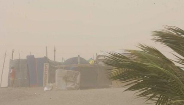 Senamhi prevé incremento de viento en la costa desde mañana