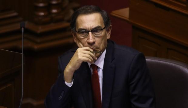 Fiscalía pide apartar a Martín Vizcarra de investigaciones sobre su gestión en Moquegua