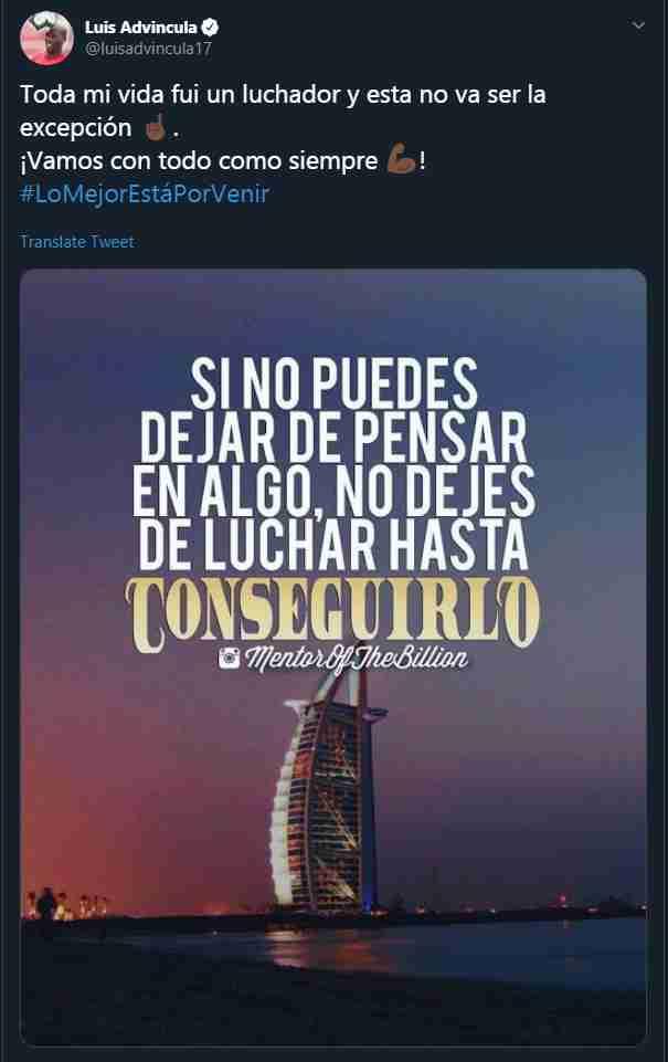 Rayo Vallecano compró el pase de Luis Advíncula tras la Copa América. (Foto: Rayo Vallecano)