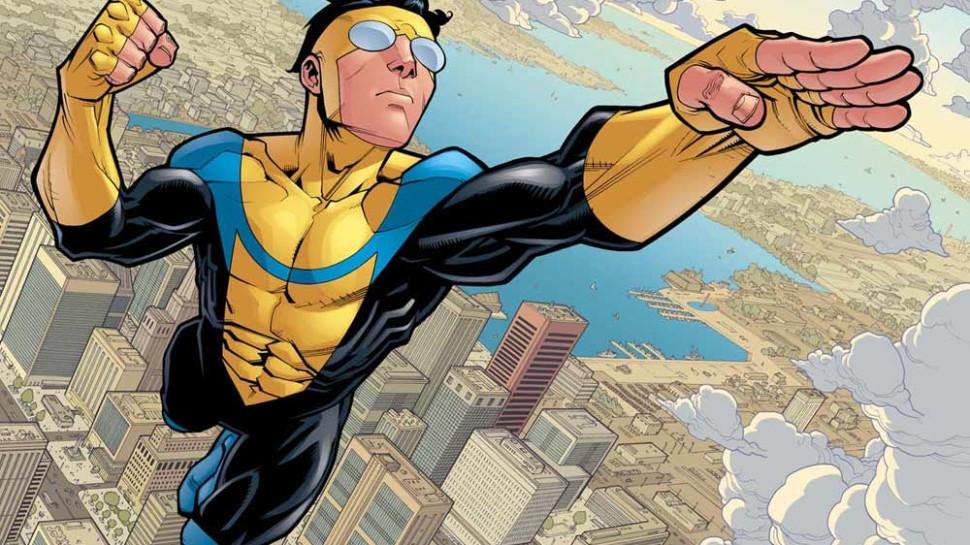 Mark Hamill, Steven Yeun y J.K. Simmons serán parte de la serie animada de Invincible