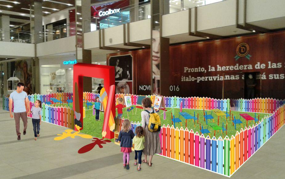 6 talleres gratuitos para niños en el Jockey Plaza