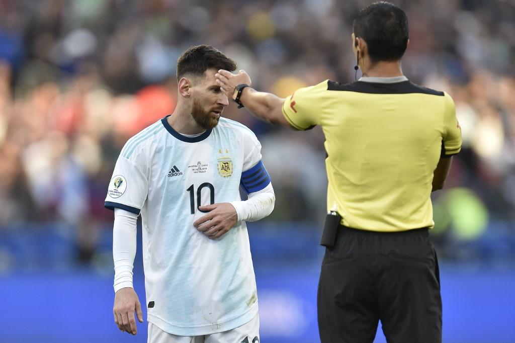 Conmebol responde a críticas de Lionel Messi en contundente comunicado