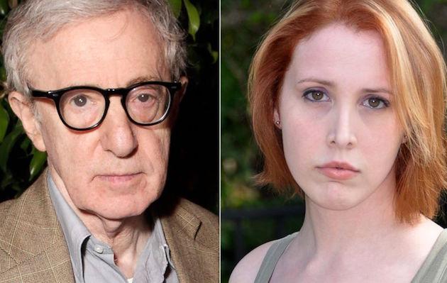 Hija de Woody Allen dice que abusó sexualmente de ella cuando tenía 7 años