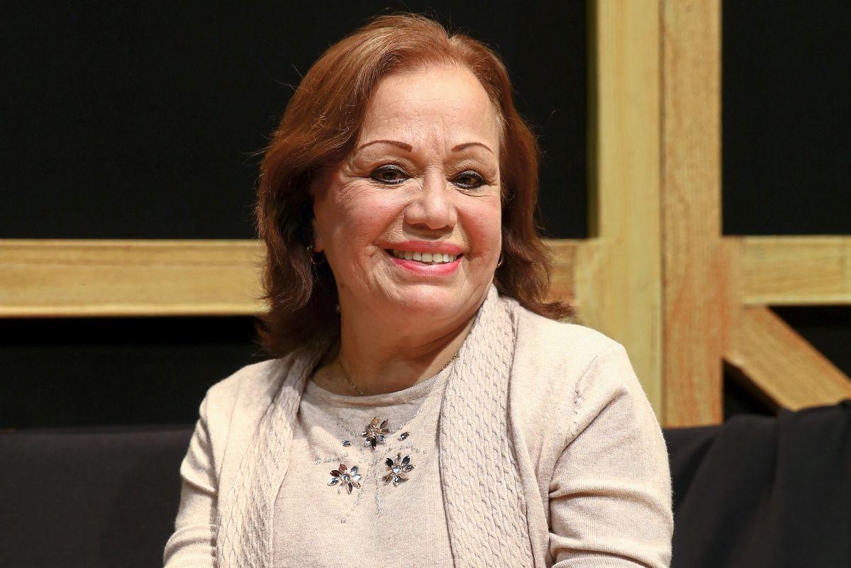 """Haydeé Cáceres: """"Si volviera a nacer sería la presidenta del Perú"""""""