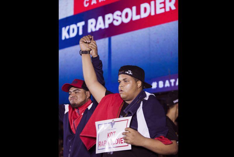 Batalla de los Gallos: Shield Master ganó la final nacional desde República Dominicana