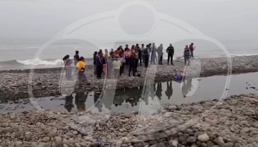 Obrero es asesinado a balazos y abandonado cerca a playa en Paramonga | VIDEO - Diario Ojo