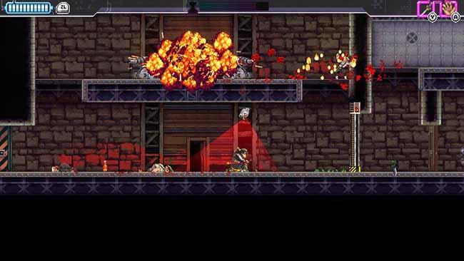 Katana Zero se encuentra disponible en Nintendo Switch, PC y PS4.