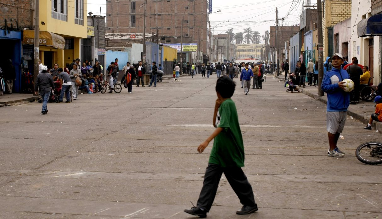 Municipalidad de Lima intervendrá Urb. Manzanilla para convertirla en una zona segura y transitable