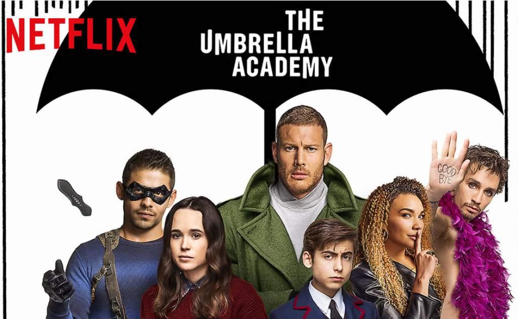 """""""The Umbrella Academy"""": Los atípicos superhéroes que llegan a Netflix"""
