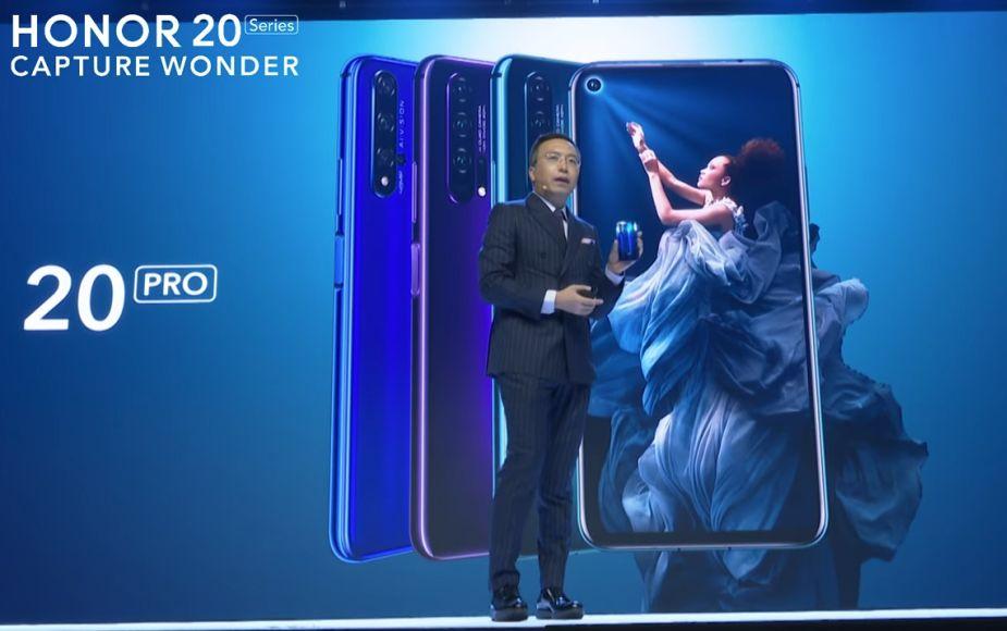 La batalla continúa: Honor, marca de Huawei, presentó hoy estos tres nuevos móviles