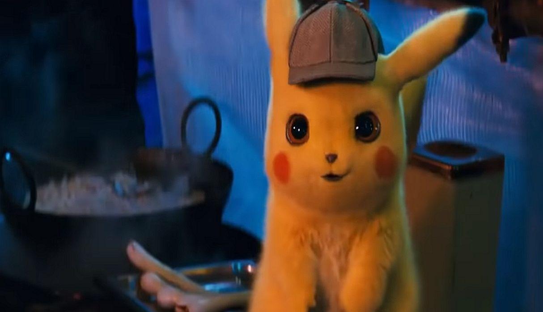 'Detective Pikachu' estrenó nuevo tráiler con increíbles sorpresas