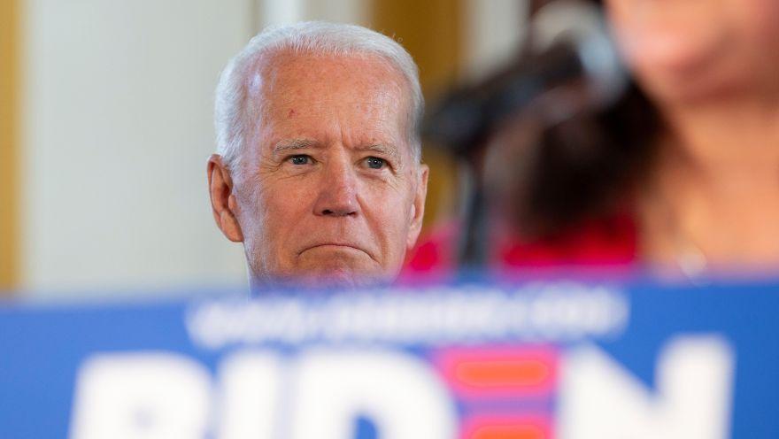 Hace algunas semanas, el candidato Joe Biden estuvo en medio de un escándalo de plagio. (EFE)