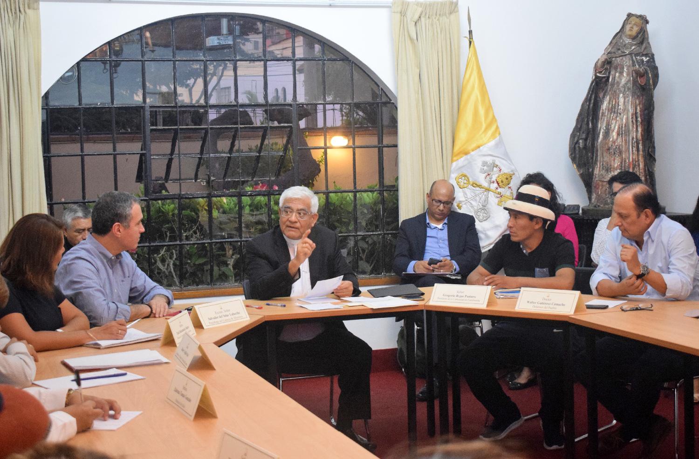 Las Bambas: mañana continuará el diálogo para solucionar el conflicto entre comuneros y minera | VIDEO
