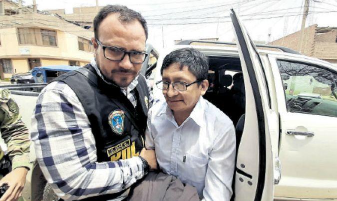 Lambayeque: Exalcalde de Cañaris era cabecilla de red delictiva - Diario Perú21