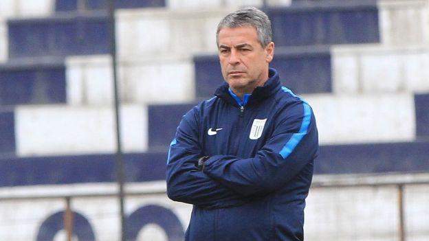 Pablo Bengoechea fue anunciado como nuevo entrenador de Alianza Lima