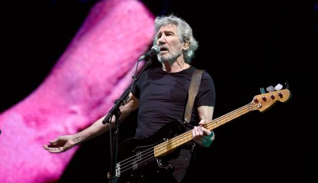 """Roger Waters grabó un corto video en el que dijo sentirse """"profundamente"""" conmovido por el obsequio. (Foto: AFP)"""