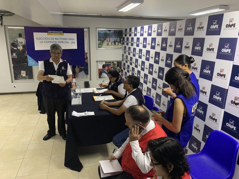 JNJ: rectores de la UNI y la Universidad de Piura integrarán comisión especial