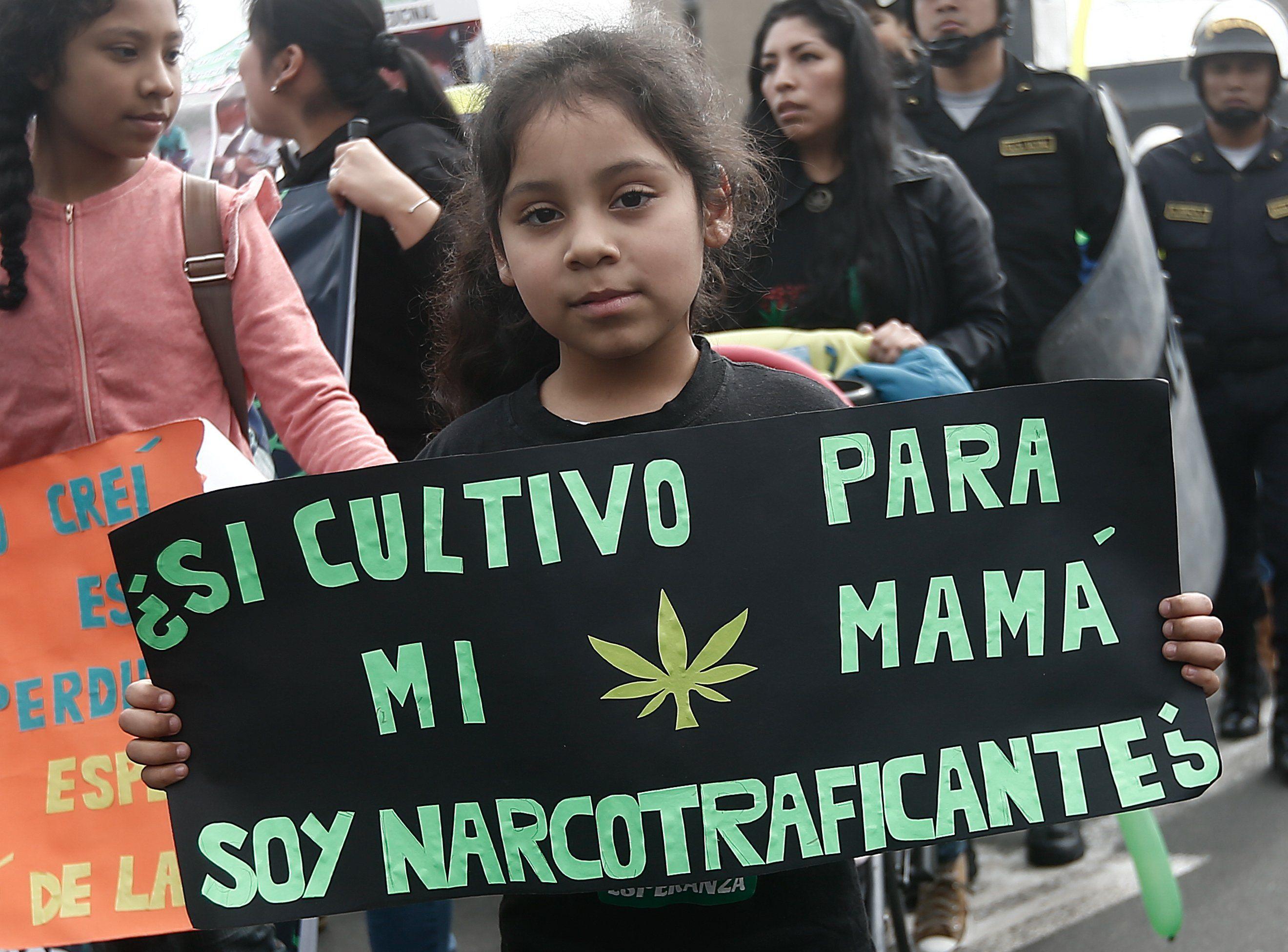 Marcha por la marihuana medicinal