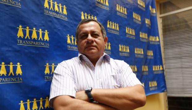 Gerardo Távara renunció a la Secretaría General de la Asociación Civil Transparencia